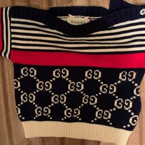 Gucci Baby Sweater